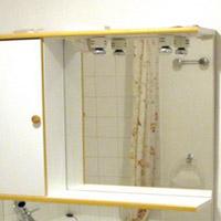 nettoyer un miroir, laver un miroir, nettoyage miroir,