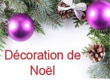 decoration de noel, idée décoration noel,