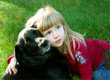chien famille, choisir chien enfant,