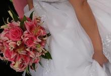 nettoyage robe de mariage, nettoyer robe de mariée,