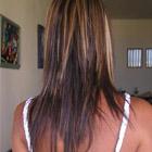 coiffure dégradé, coupe de cheveux dégradé, coiffure dégradée femme,