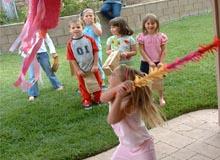 jeux fête d'enfant, jeux pour une fête pour enfant,