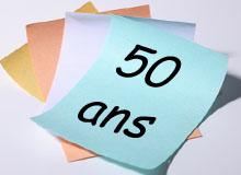 50e anniversaire de naissance, texte anniversaire 50 ans,