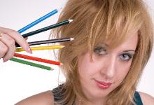 comment teindre les cheveux, teinture cheveux,