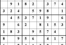 sudoku gratuit, sudoku en ligne gratuit,